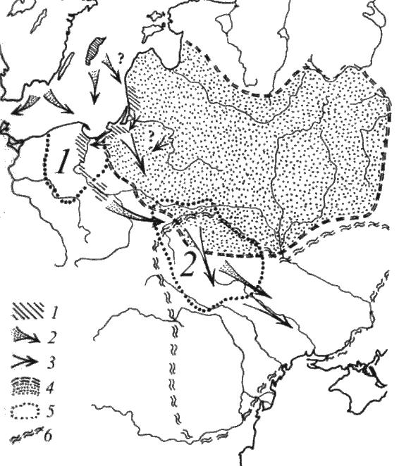 Baltų (gotų-gudų ir gepidų) emigracija