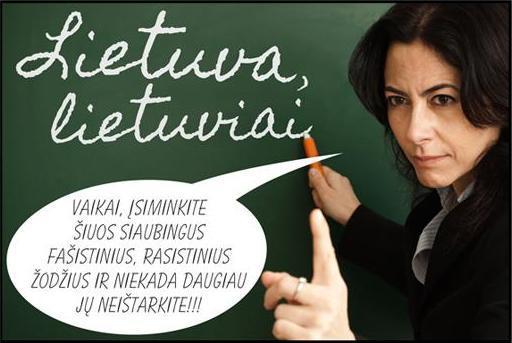 Nebe Lietuva