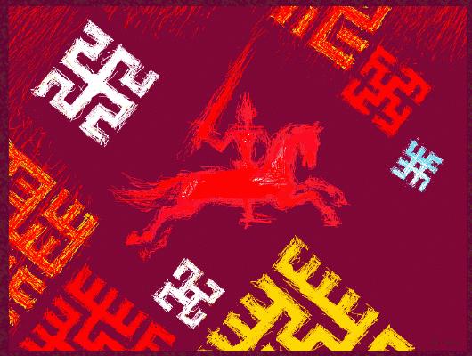Lietuviškos santvarkos ženklai