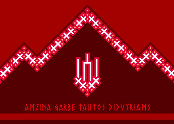 Audronė Mickutė tautos didvyriams