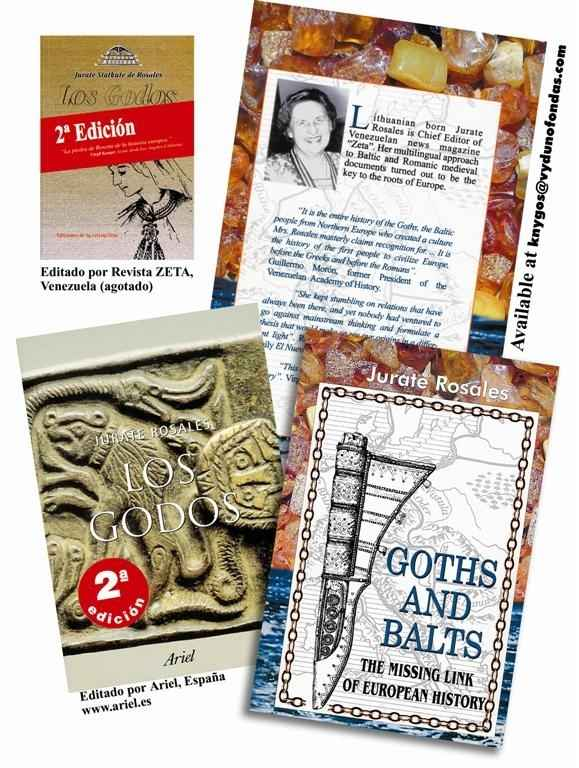 Jūratės Statkutės de Rosales knygos apie gudus