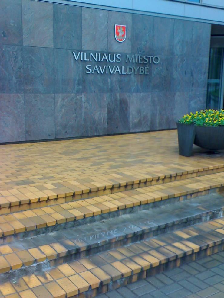Srutos Vilniaus savivaldoje