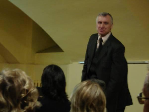 Vladas Palubinskas 10.on.lt konferencijoje