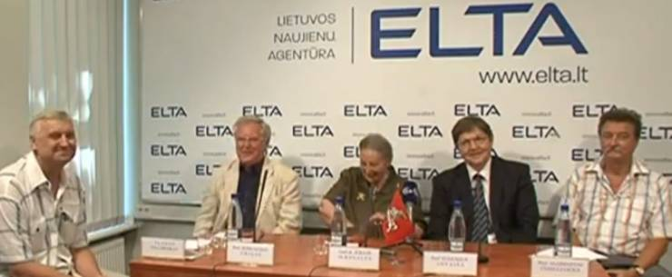 ELTA preskonferencija su dr. Rosales