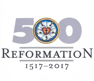 500 years from Reformation (1517-2017)