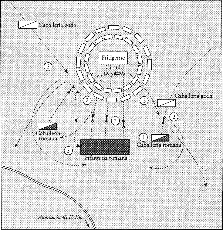 Adrianopolio planas